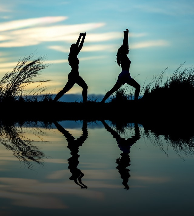 MELT Massage self-care tips - gentle yoga practice